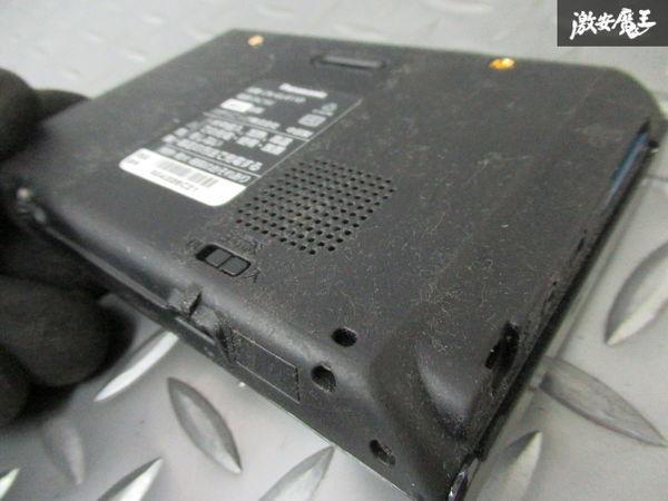 Panasonic パナソニック Gorilla ゴリラ 汎用品 CN-GL411D SSD ポータブルナビ カーナビ ワンセグ 地図データ2012年 即納 棚I-1_画像6