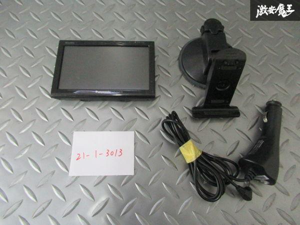 Panasonic パナソニック Gorilla ゴリラ 汎用品 CN-GL411D SSD ポータブルナビ カーナビ ワンセグ 地図データ2012年 即納 棚I-1_画像1