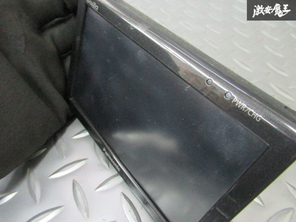 Panasonic パナソニック Gorilla ゴリラ 汎用品 CN-GL411D SSD ポータブルナビ カーナビ ワンセグ 地図データ2012年 即納 棚I-1_画像3