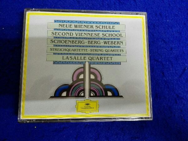 ラサール弦楽四重奏団 CD 新ヴィーン楽派の弦楽四重奏曲集_画像2