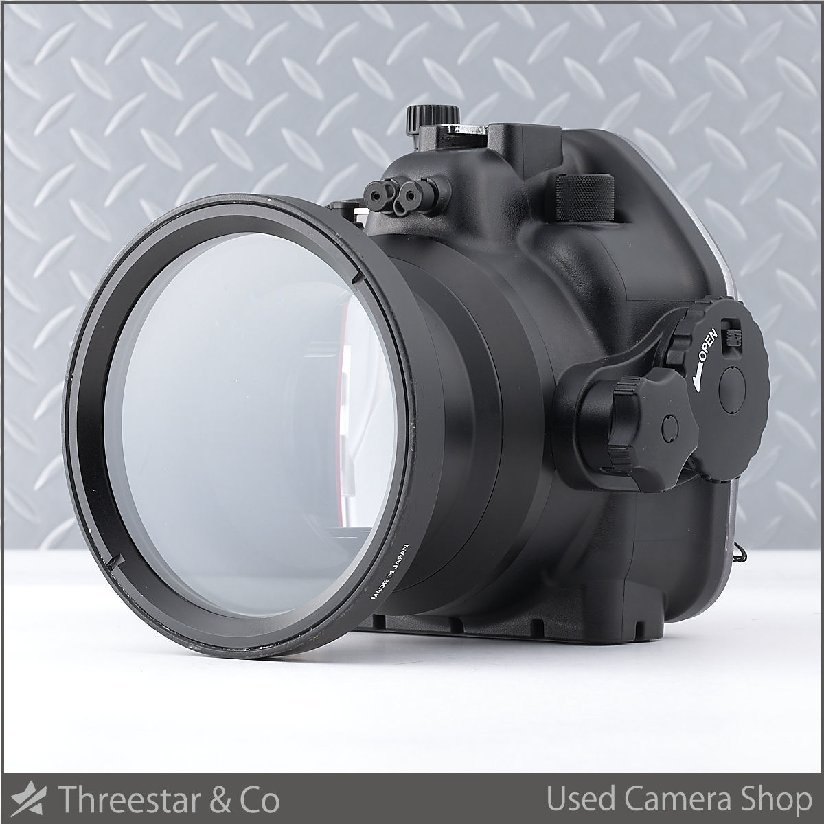 OLYMPUS オリンパス PT-E06 PPO-E05 E-620用 防水プロテクター 耐圧検査済み