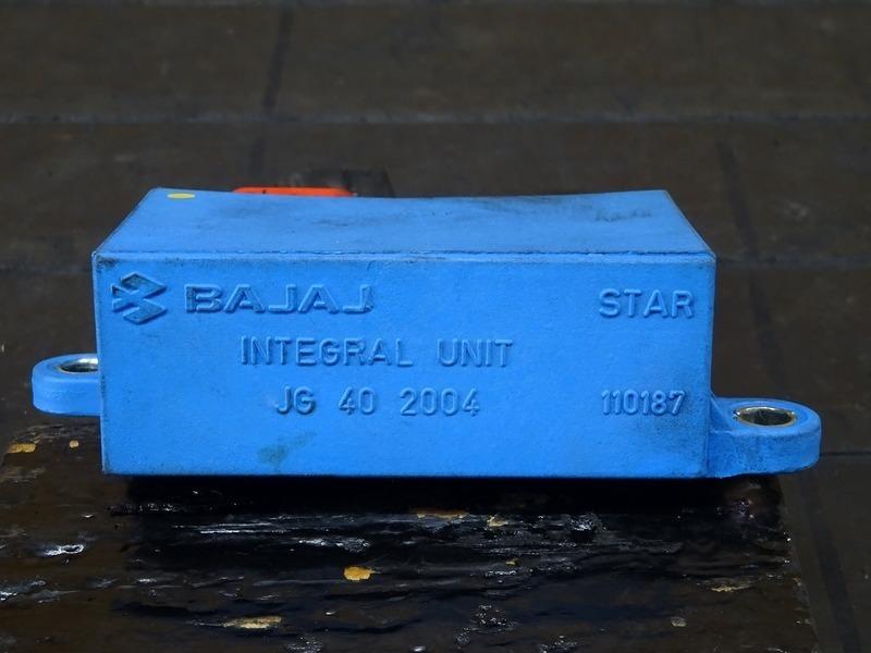 【000A】KTM 125DUKE■ インテグラルユニット INTEGRAL UNIT 【デューク 200_画像3