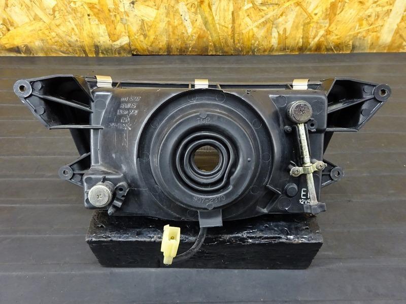 【210114】ZZR1100 D6(ZXT10D-053)■ ヘッドライト ヘッドライトユニット 【ZZ-R1100 ZX-11 D型_画像5