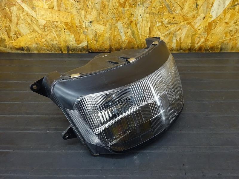 【210114】ZZR1100 D6(ZXT10D-053)■ ヘッドライト ヘッドライトユニット 【ZZ-R1100 ZX-11 D型_画像1