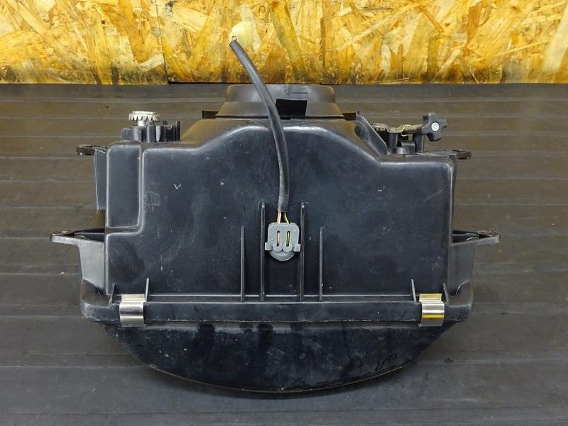 【210114】ZZR1100 D6(ZXT10D-053)■ ヘッドライト ヘッドライトユニット 【ZZ-R1100 ZX-11 D型_画像7