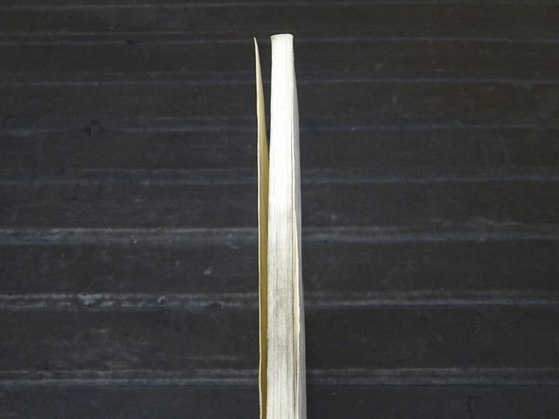 【000A】■ ZXR400 ZXR400R '89 カワサキ サービスマニュアル 補足版 整備書 諸元表 配線図 【ZX400-H1 J1_画像6