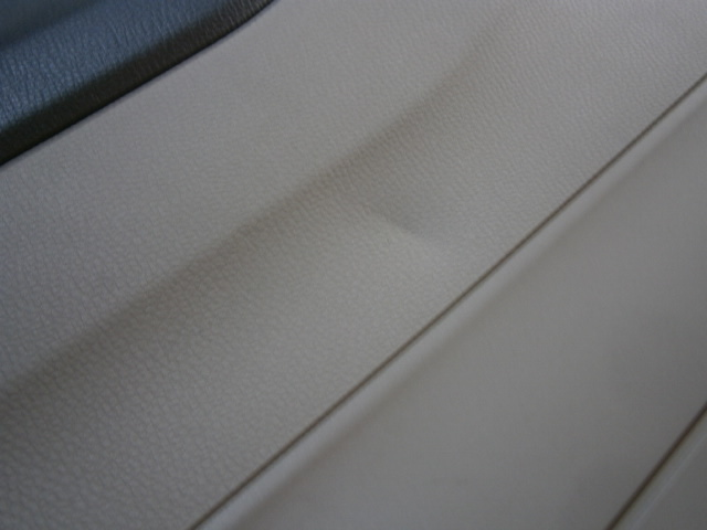 N・BOX JF3 左スライドドア 内張り_画像4