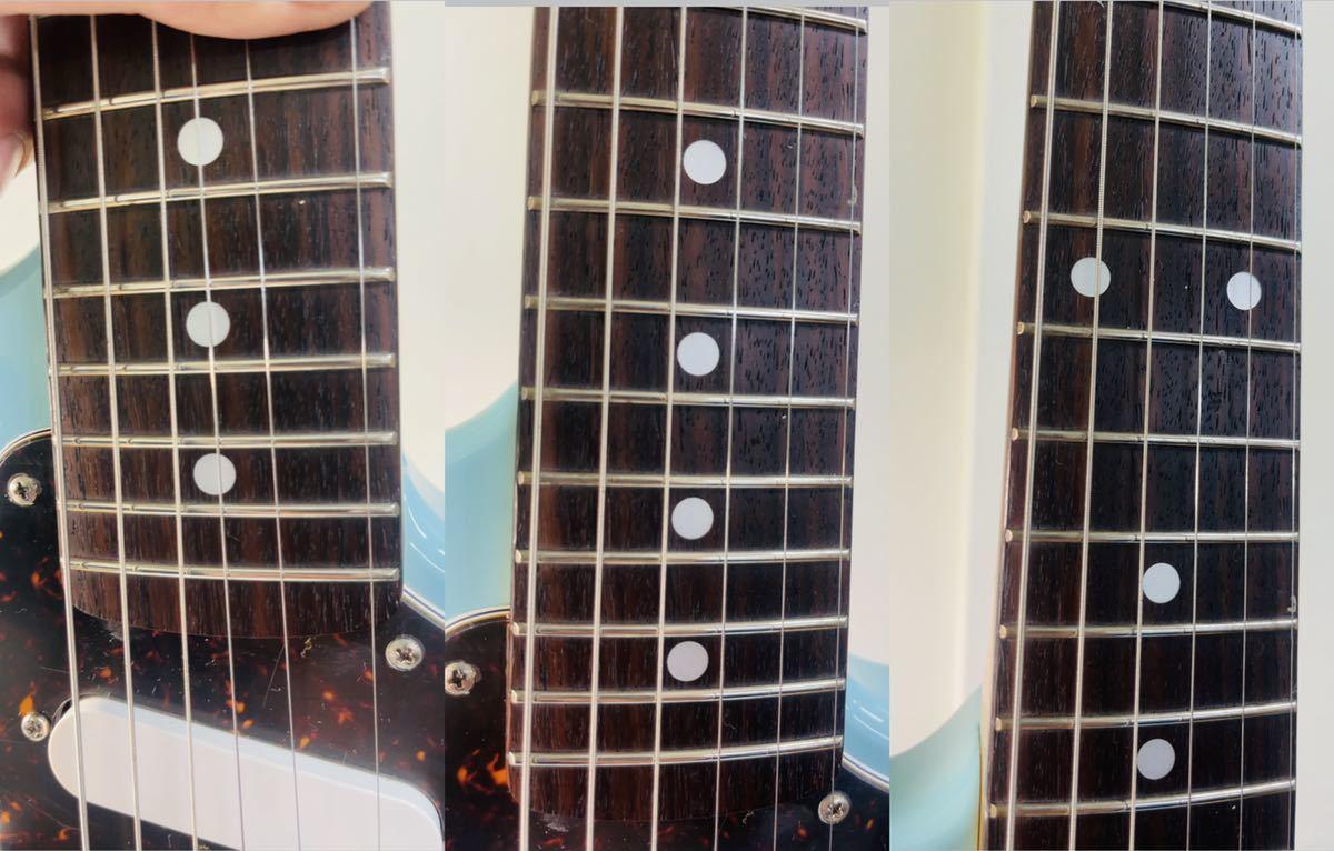 美品 Fender フェンダー MUSTANG エレキギター ムスタング U002928 肩掛けベルト ソフトケース付き_画像7