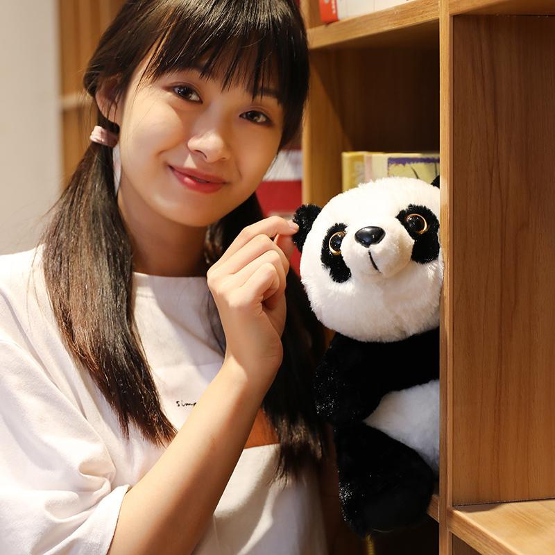 かわいい パンダ panda おもちゃ ぬいぐるみ 動物 ふわふわ 子ども 男の子 女の子 プレゼント 誕生日 ギフト サイズ 40cm xq0763_画像2
