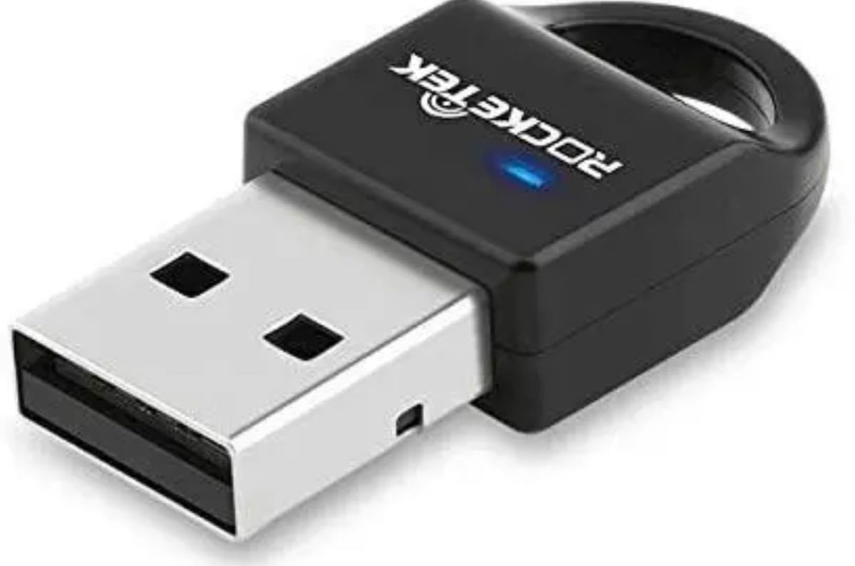 Bluetooth 4.0 USBドングルアダプタ