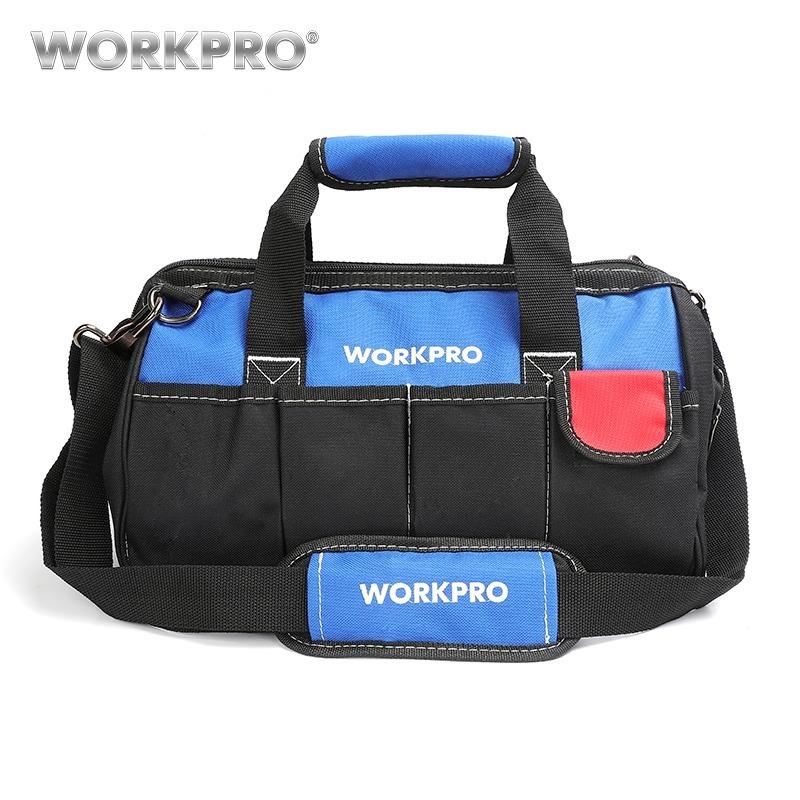 ◆最安にします◆大容量 ツールバッグ 工具 収納 バッグ ショルダー ハンドバッグ 防水 大容量 ハンドバッグ 14インチ おしゃれ AT11031_画像1