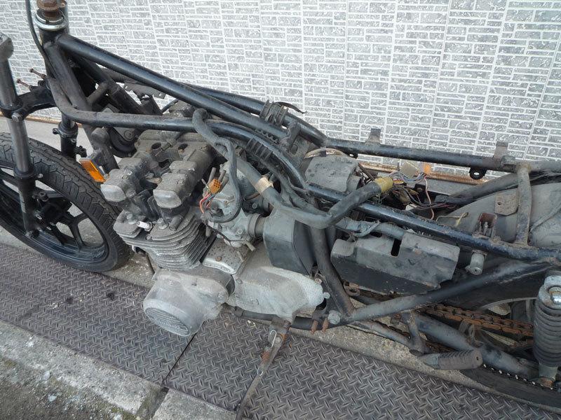 「z750fx-1 レストア再生&部品取り車」の画像3