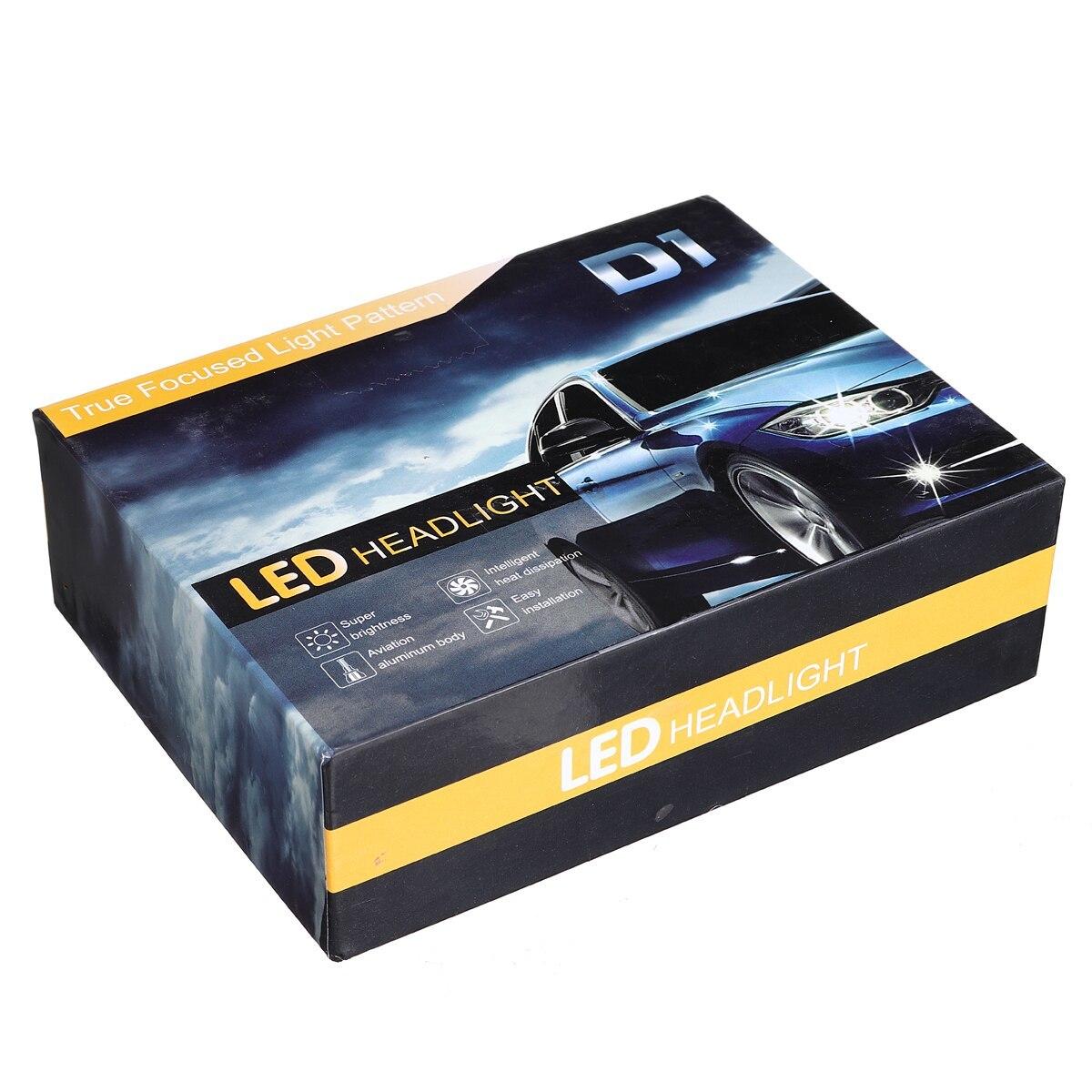2 × 120 ワットH8 LEDエンジェル アイズフォグランプ ヘッドライトCANBUS BMW E60 E61 E63 X5 E70 X6 E71 E90 E91 E92 E93 M3 E89 E_画像6