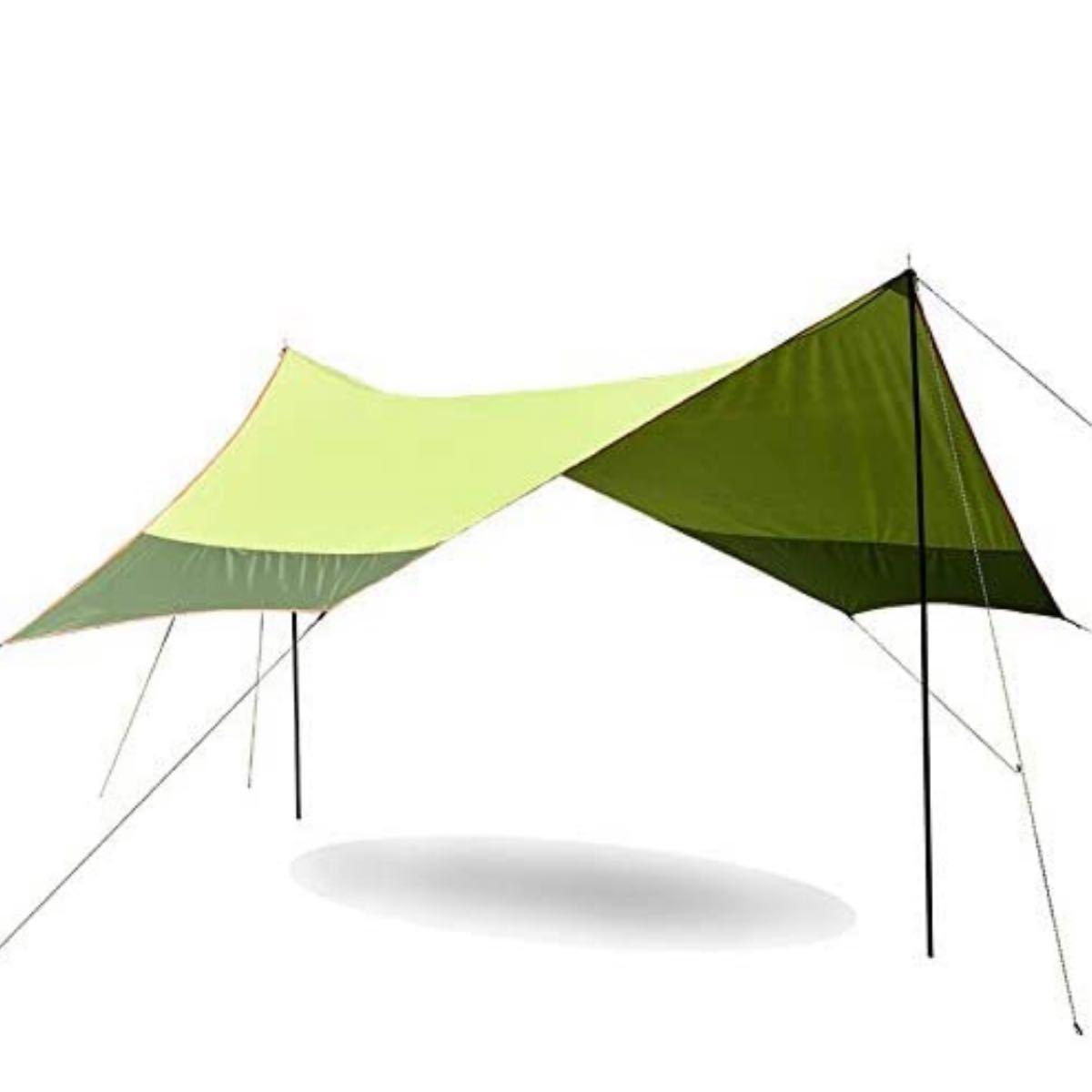 タープ テント 防水タープ