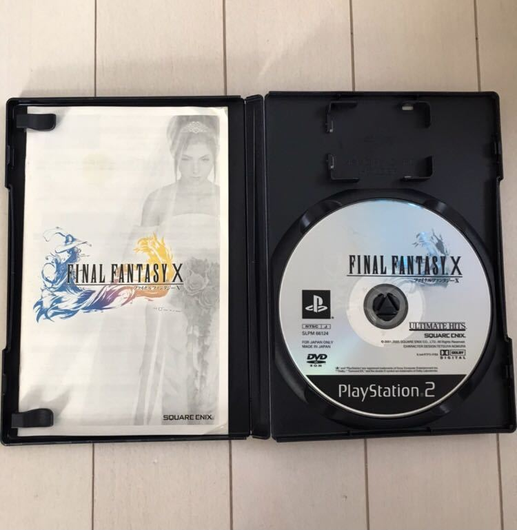 PlayStation2 ソフト FINAL FANTASY X