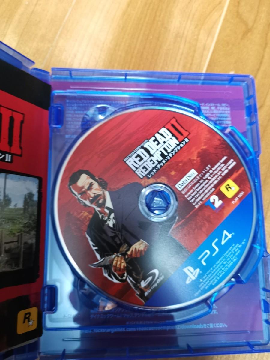 PS4 レッド・デッド・リデンプション2