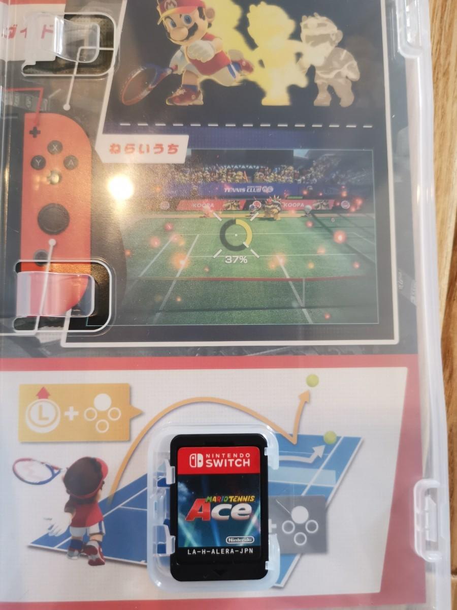 Nintendo Switch マリオテニス エース