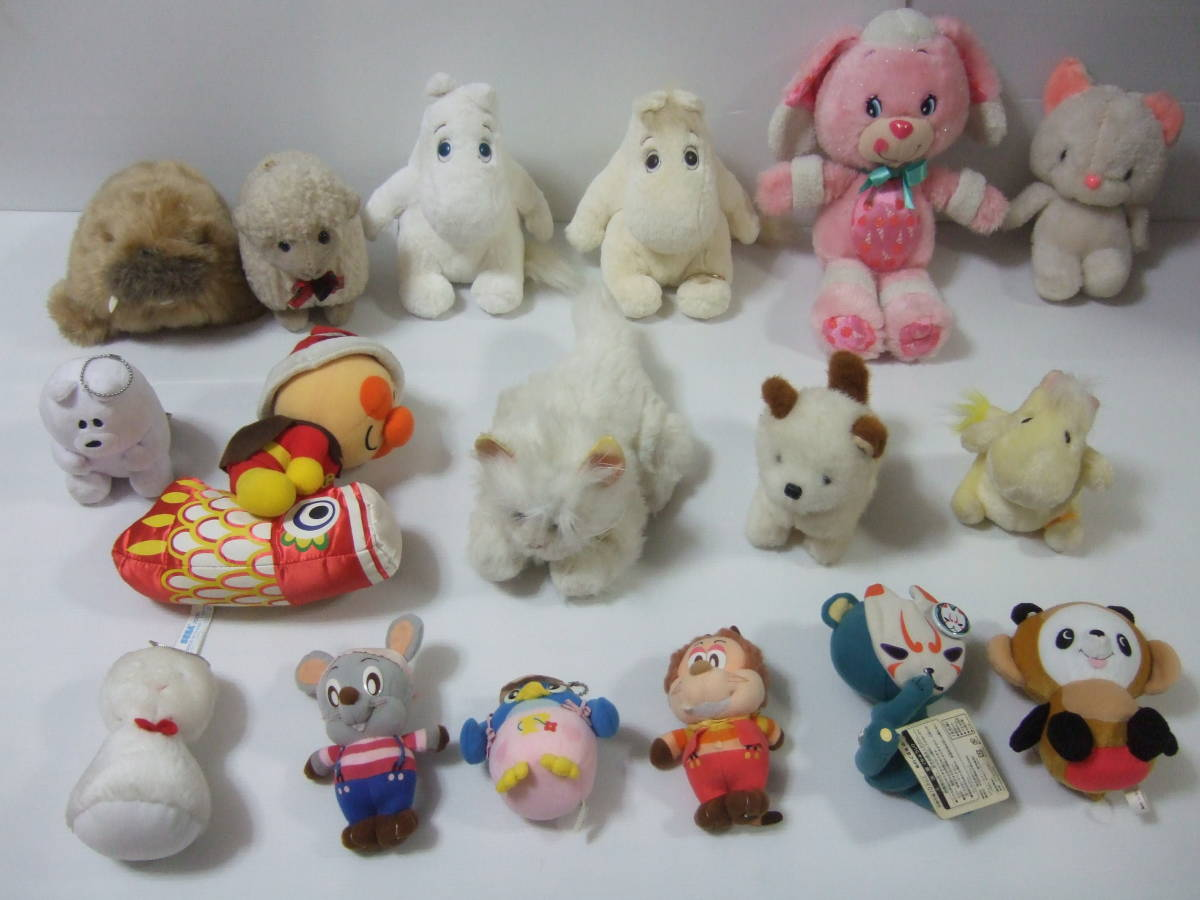 ni..... Anpanman cat Moomin dream ... Japan middle medicinal drug ......... walrus .... Chan soft toy