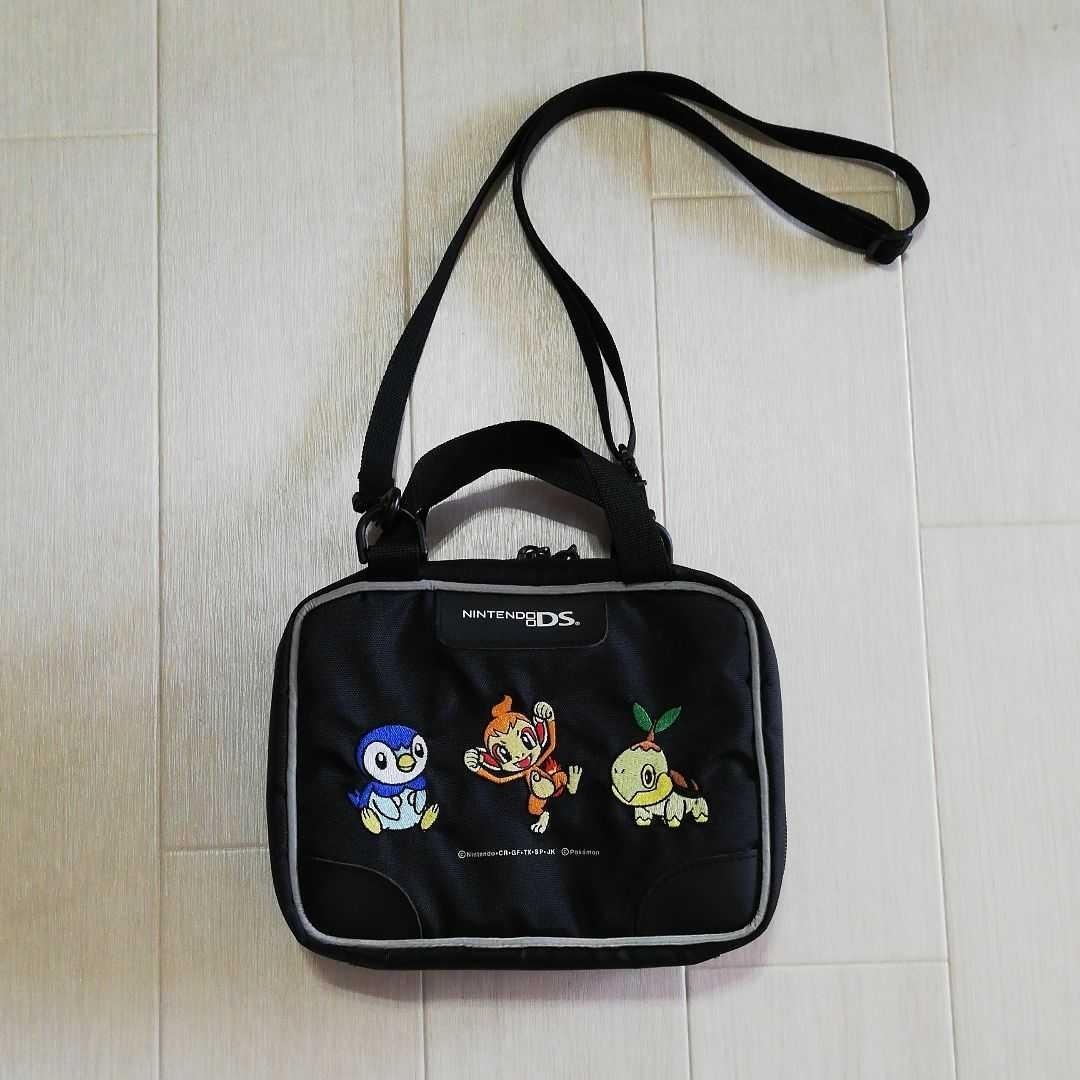ニンテンドー DS 3DS ポケモン バッグ 肩掛け