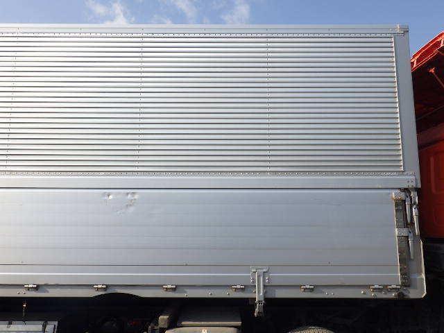 r313-500 ★ コンテナ 倉庫 物置 道具箱 冷凍箱 アルミバン 保冷バン アルミウイング 20240×2500×2700_画像2
