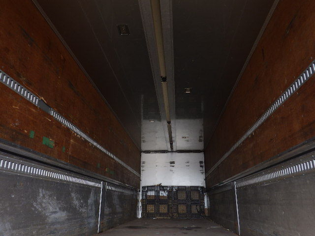 r313-500 ★ コンテナ 倉庫 物置 道具箱 冷凍箱 アルミバン 保冷バン アルミウイング 20240×2500×2700_画像9