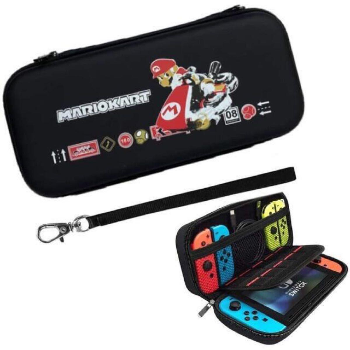 Nintendo Switch 任天堂スイッチケース ニンテンドースイッチ キャリングケース