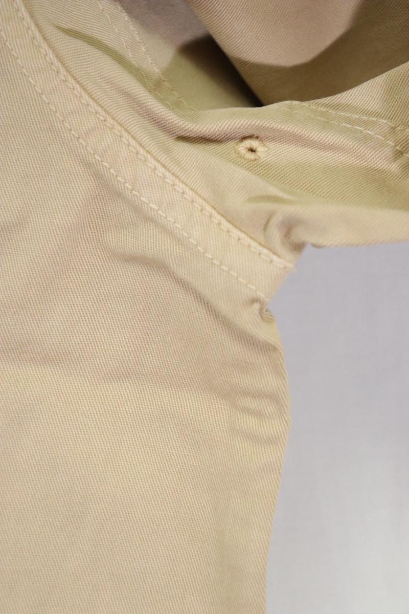 【メンズ】【良品保証返品OK】Gramicciスナップ長袖シャツ/新品未使用アウトドアM_画像8