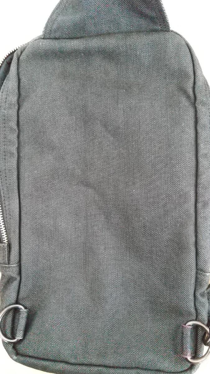 PORTER ポーター ボディバッグ ショルダー 黒 レディース メンズ 横19cm×縦32cm