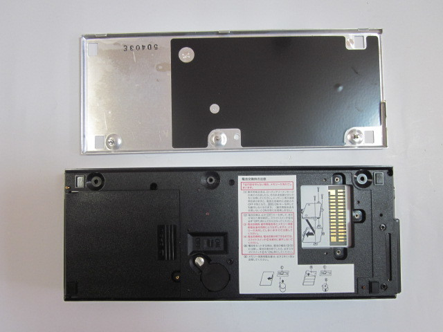 カシオ ポケットコンピュータ VX-4  ジャンク品_画像4