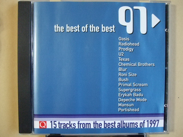 ★the best of the best 97 / The very best albums of 1997★ 輸入盤 【美品】ベスト・オブ・ザ・ベスト 97