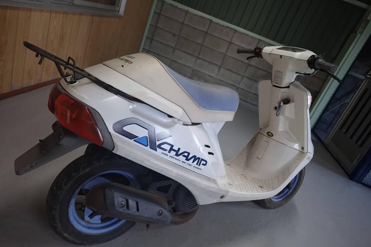 「CHAMP CX チャンプ CX (3FC) ベースor部品取り車 希少車! 香川高松(大阪枚方)」の画像3
