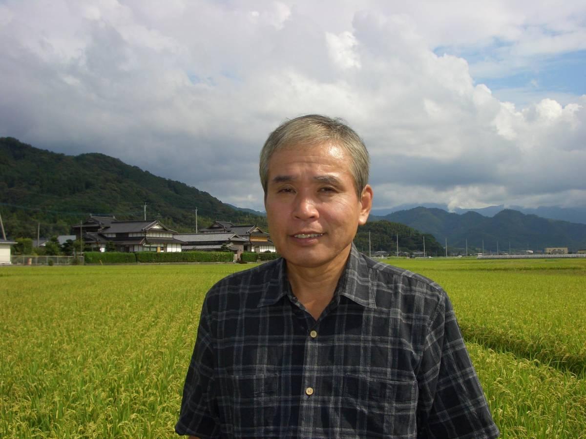 自然栽培 幸福の五穀(200g)熊本県で、無農薬・無肥料・無堆肥で元気に育った栄養豊富な雑穀米☆長年自家採取☆究極の自然栽培農法♪_画像3