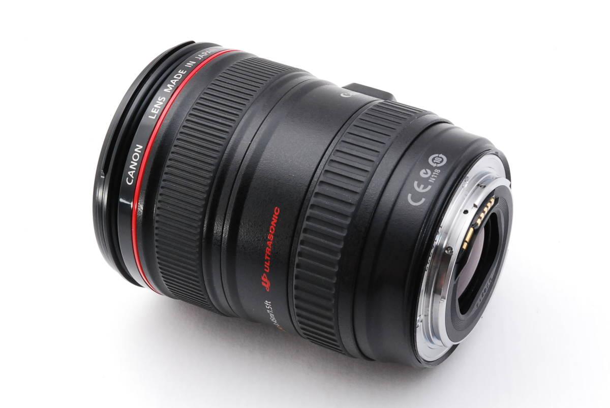 ★☆【美品】 Canon キヤノン EF 24-105mm f/4 L IS USM ズームレンズ☆★_画像4