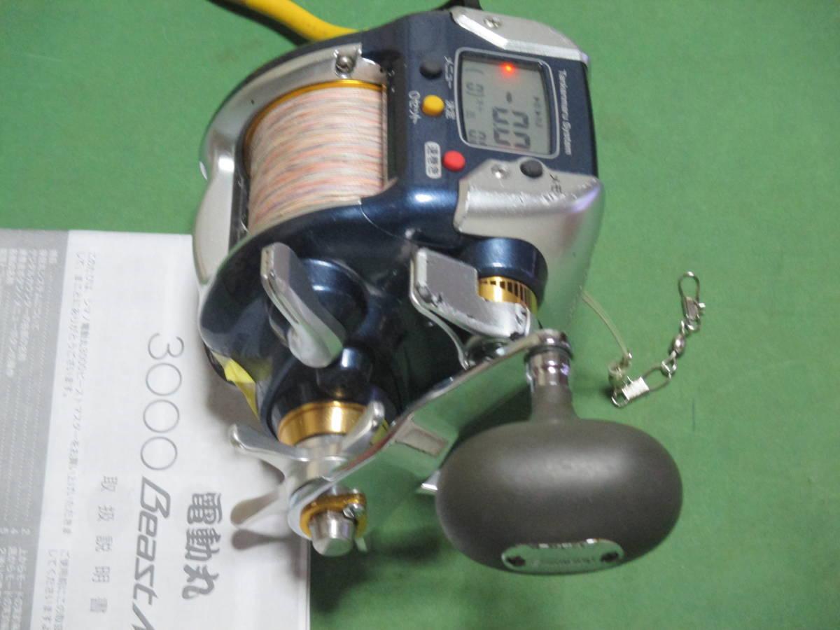 OH済 B/M3000 ビーストマスター 好調動作品 _画像3