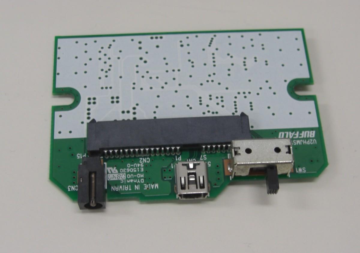 ポータブルHDD USBケース