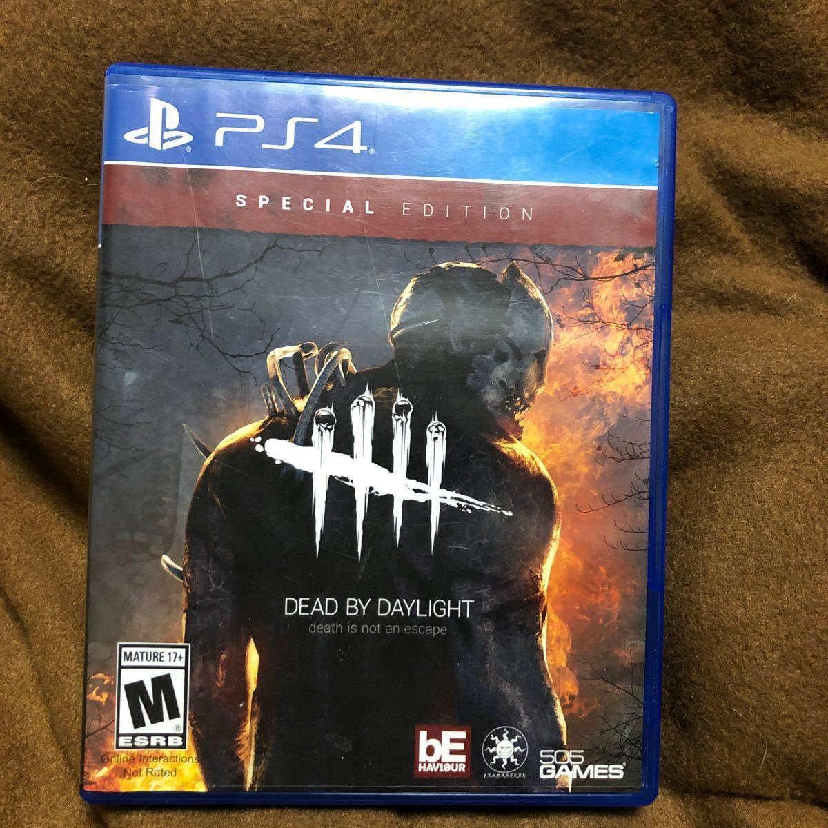 【PS4】 Dead by Daylight [輸入版:北米] 中古品
