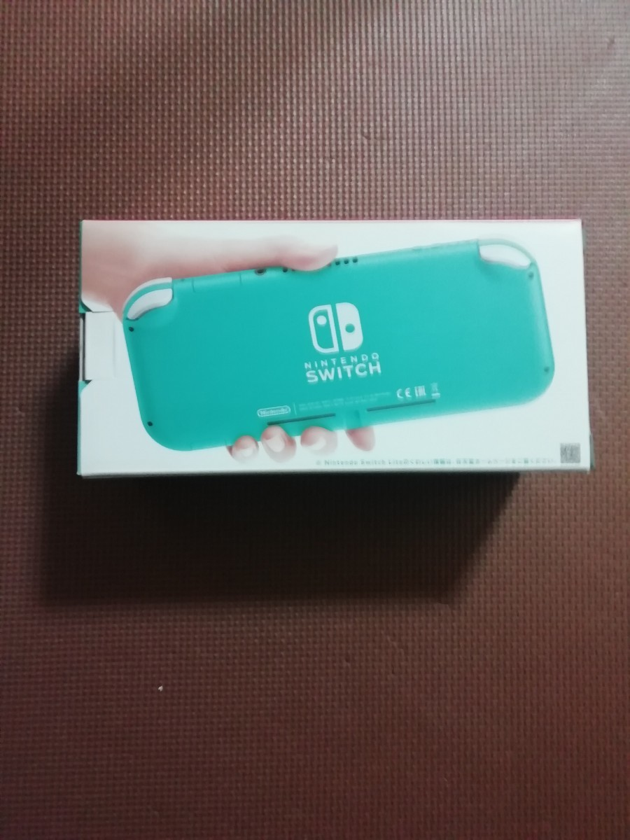 Nintendo Switch NINTENDO SWITCH LITE ターコイズ