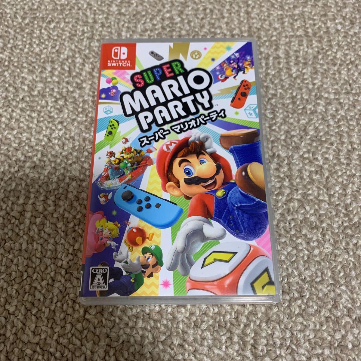 Nintendo Switch スーパーマリオパーティ
