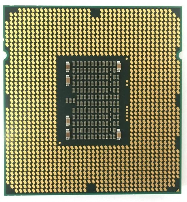 Intel CPU XEON W3690 ×1枚 3.46GHz SLBW2 6コア 12スレッド ソケット FCLGA1366 サーバー用 BIOS起動確認済【中古品】【送料無料】_画像2