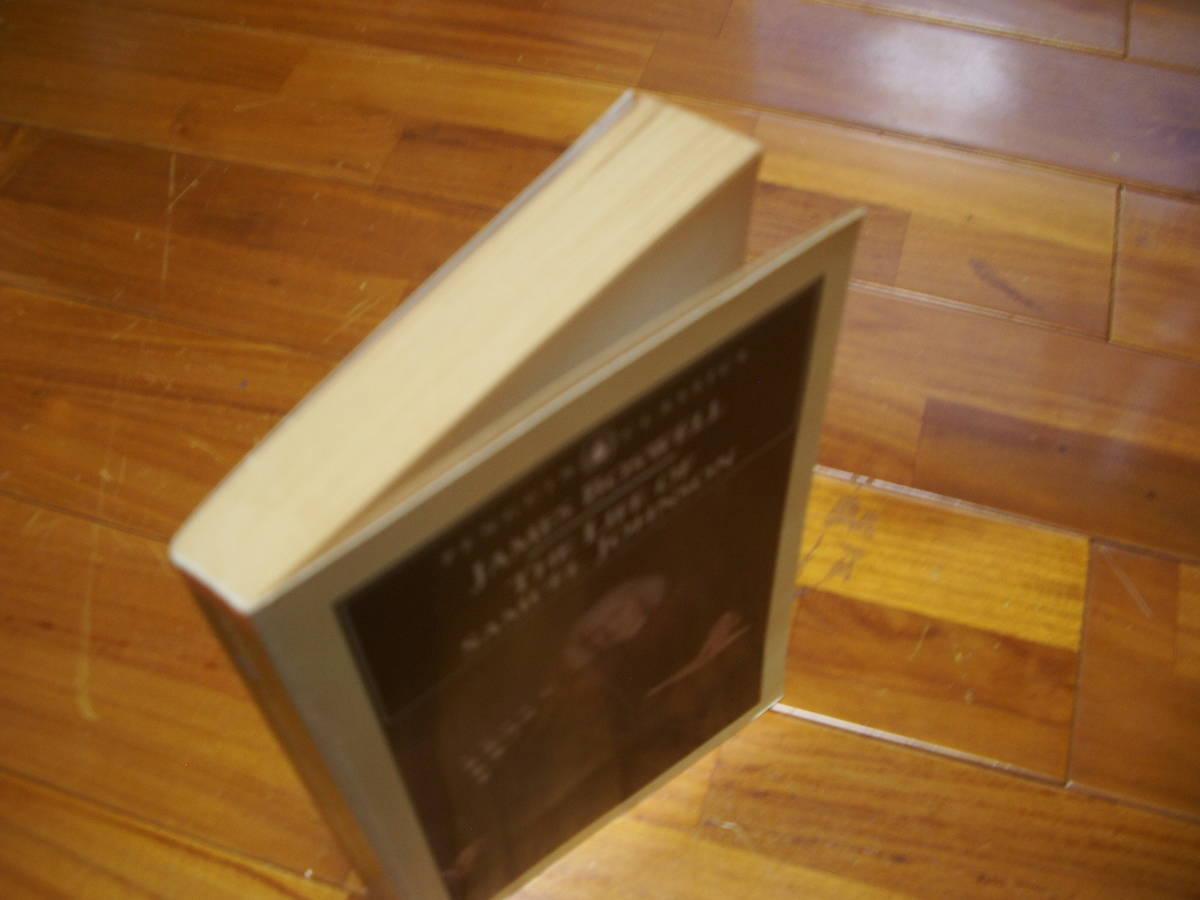 ボスウェル「サミュエル・ジョンソンの生涯」ペンギンブックス(英文) 英文学・イギリス英語・英語辞書_画像3