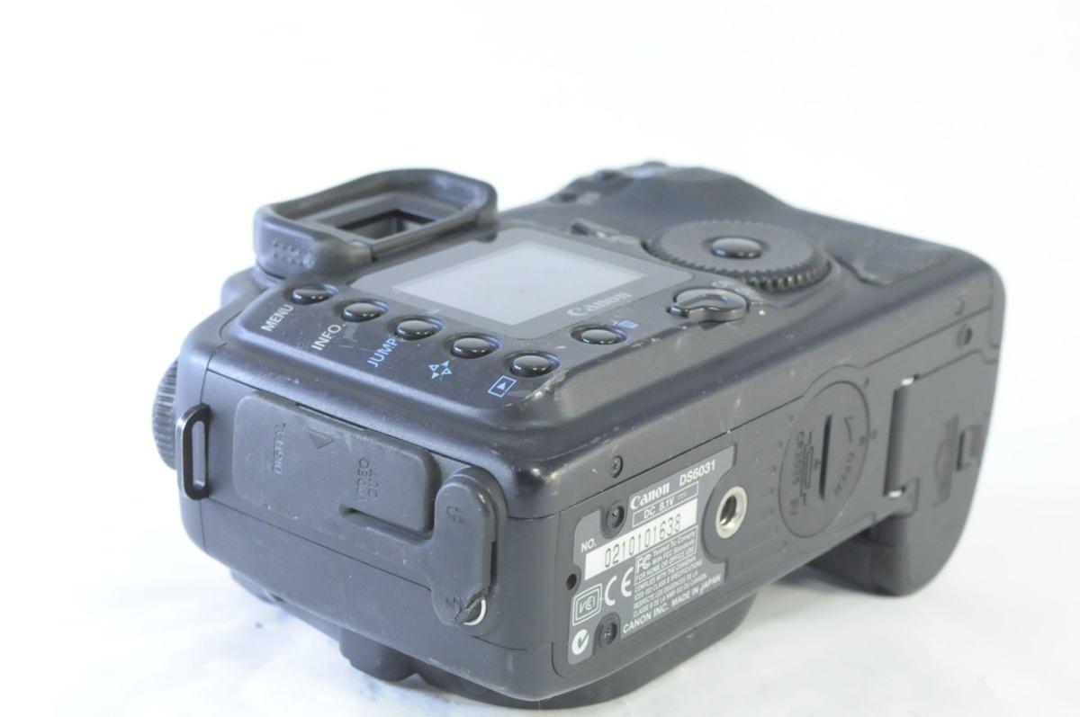 キヤノン Canon EOS 10Dボディ★バッテリー・充電器欠品★8928_画像2