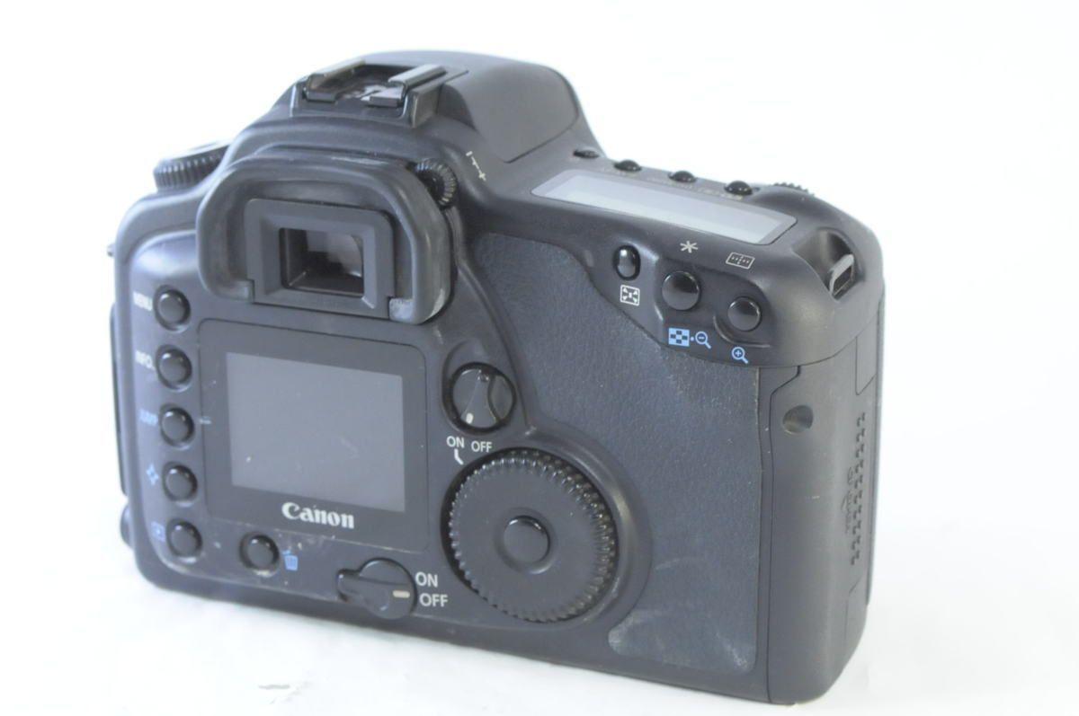 キヤノン Canon EOS 10Dボディ★バッテリー・充電器欠品★8928_画像3