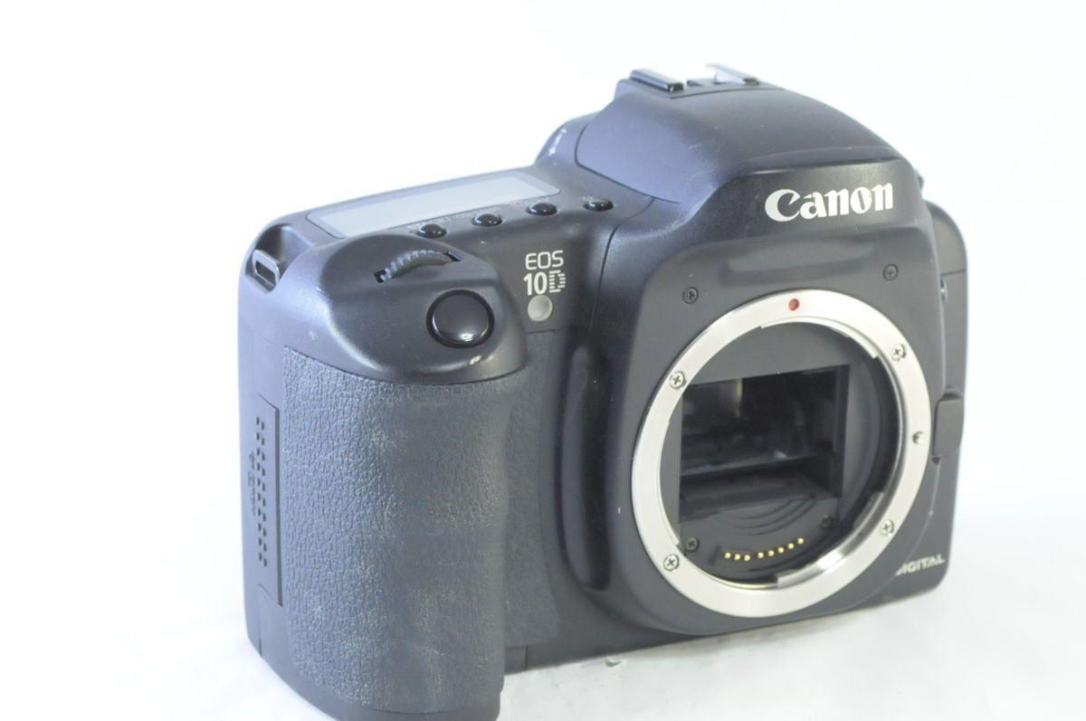 キヤノン Canon EOS 10Dボディ★バッテリー・充電器欠品★8928_画像1