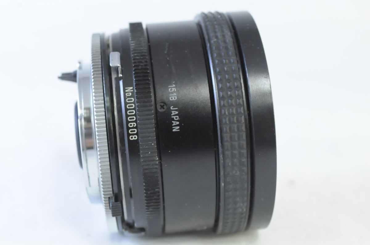 TAMRON SP 17mm F3.5+アダプトール Kマウント★希少な最初期シリアルナンバー0000608★AK717_画像2