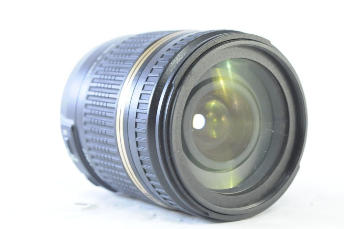 実用★タムロン TAMRON XR DiII 18-270mm F3.5-6.3 VC PZD B008 キヤノンEFマウント★極薄クモリ★8927_画像1