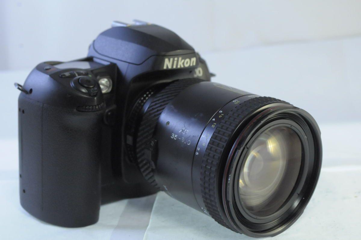 ニコン NIKON D100 ボディ+TOKINA 35-300mm★EE1035_画像1