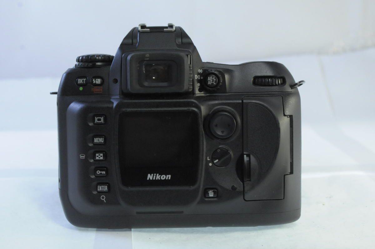 ニコン NIKON D100 ボディ+TOKINA 35-300mm★EE1035_画像3