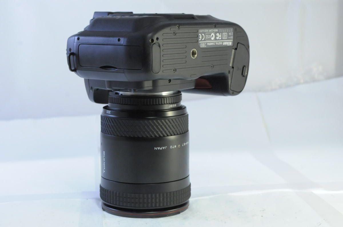 ニコン NIKON D100 ボディ+TOKINA 35-300mm★EE1035_画像2