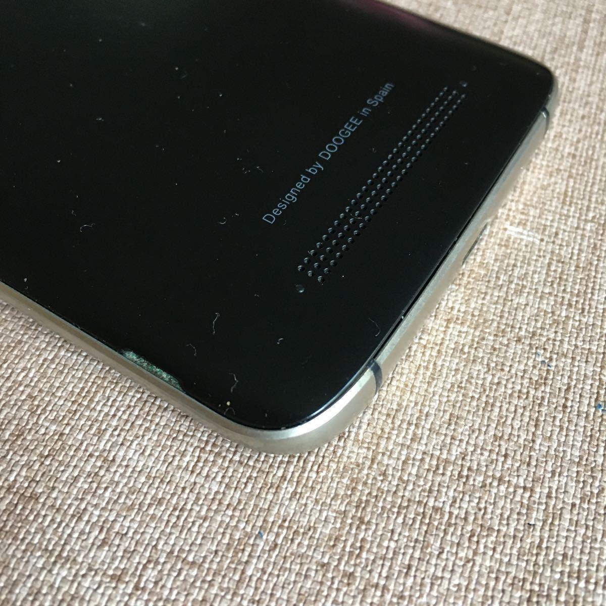 SIMフリー DOOGEE スマートフォン_画像7