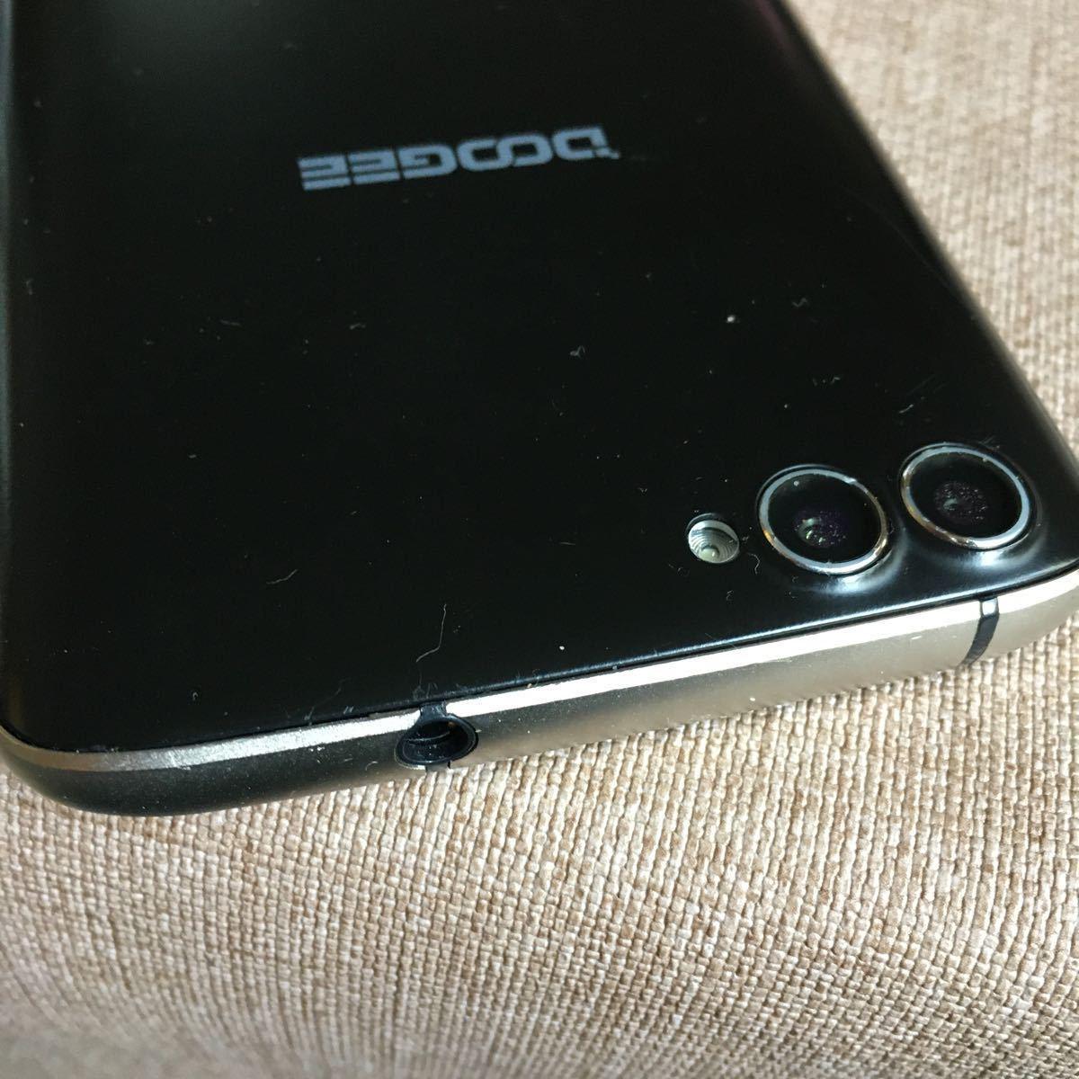 SIMフリー DOOGEE スマートフォン_画像9